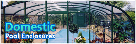 domestic swimming pool enclosures